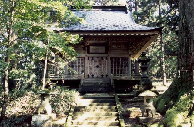 金峰神社(蓮池観音)