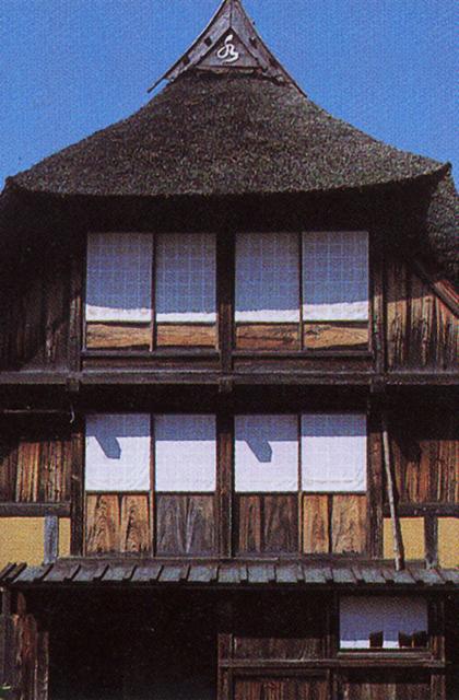 多層民家旧渋谷家住宅