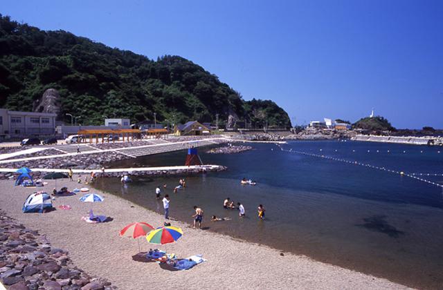 加茂レインボービーチ