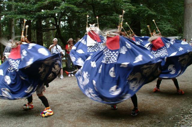 Ryosho Shrine Festival