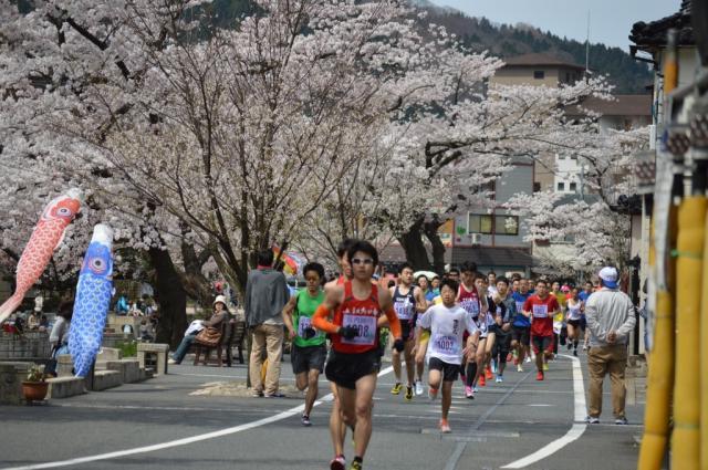 【2020年4月19日開催は中止となりました】第35回温海さくらマラソン大会