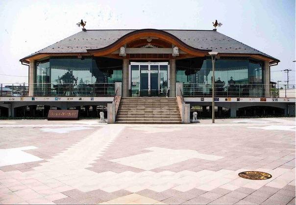 寒河江神輿会館