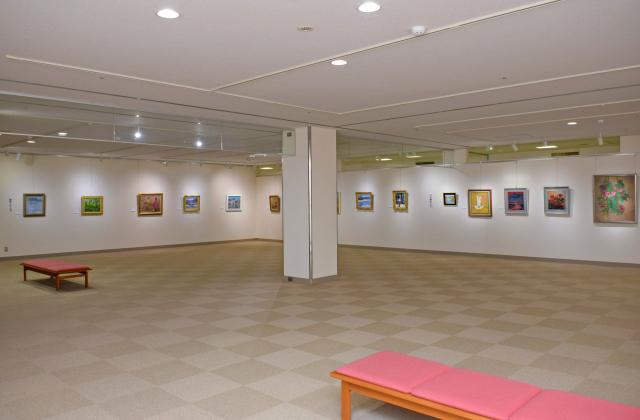 寒河江市美術館