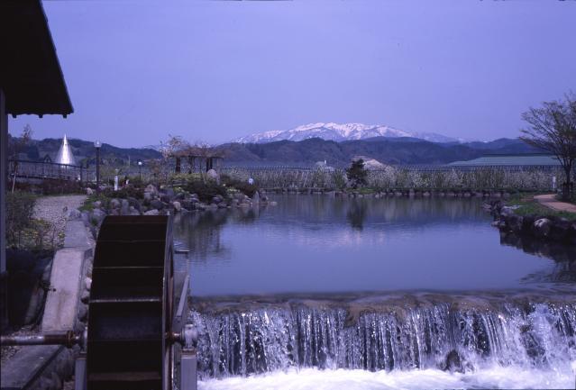 二の堰親水公園