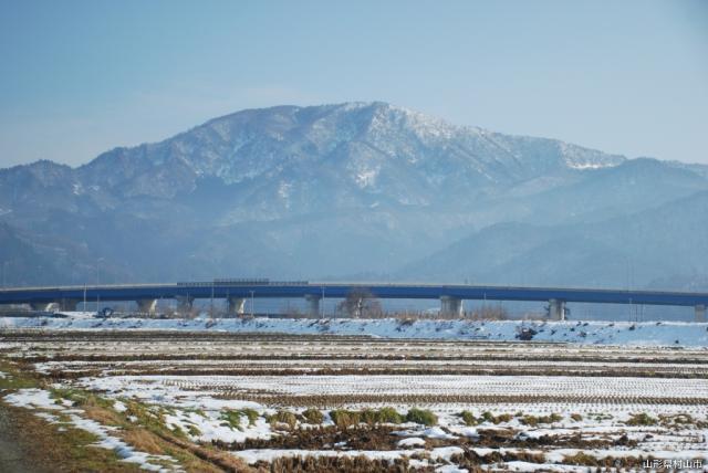 甑岳(山形県村山市)