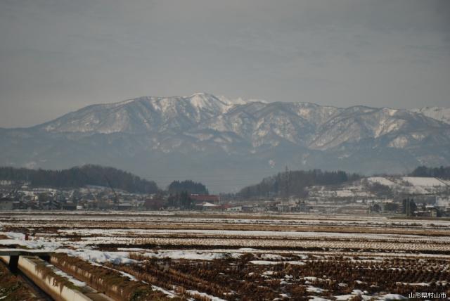 葉山(山形県村山市)