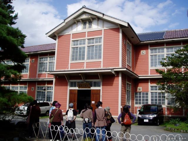 長井市立長井小学校第1校舎