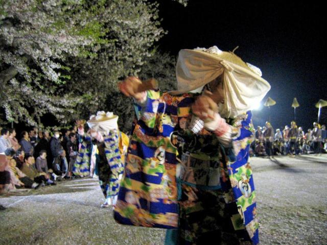 伊佐沢念仏踊(開催)