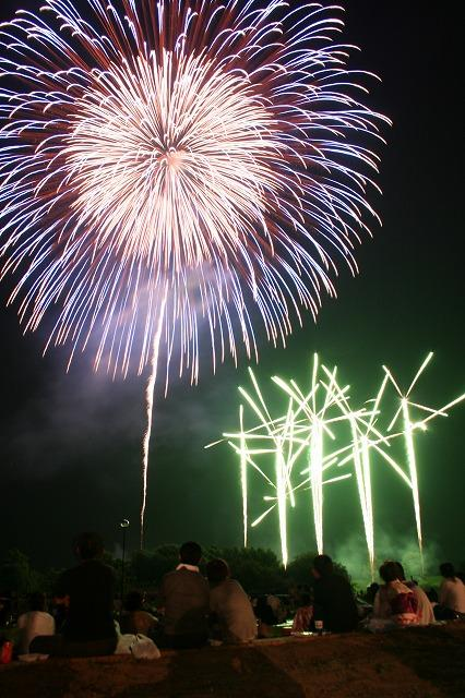 最上川花火大会※2020年は中止