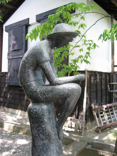 文教の杜ながい 長沼孝三彫塑館