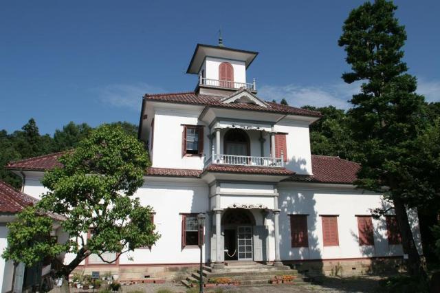 Tendo municipal institution former Higashimurayama-gun government office museum
