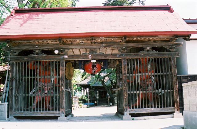 西光寺(山形県大石田町)