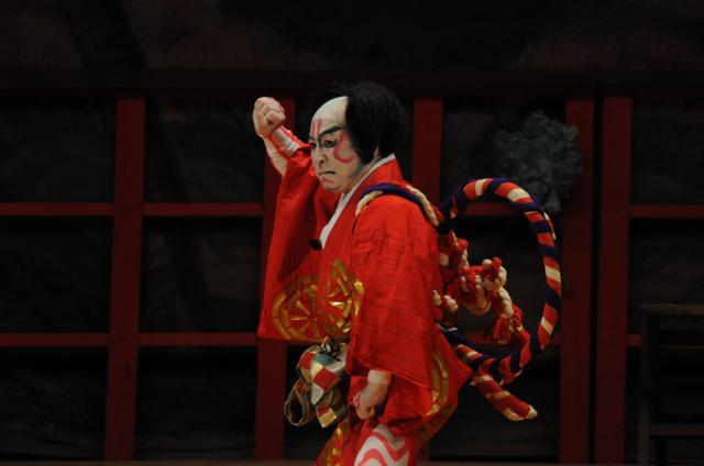 鮭川歌舞伎定期公演