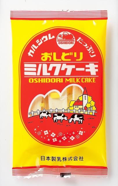 oshidori牛奶蛋糕