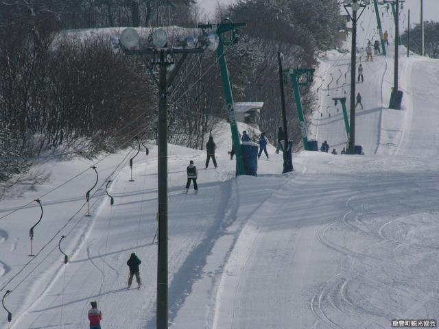 飯豊町手ノ子スキー場