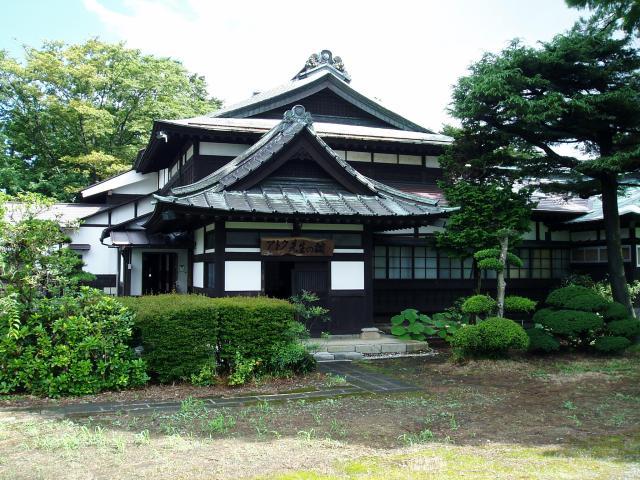 アトク先生の館(三川町文化交流館)