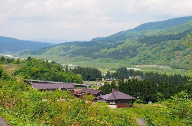 月の沢温泉 北月山荘