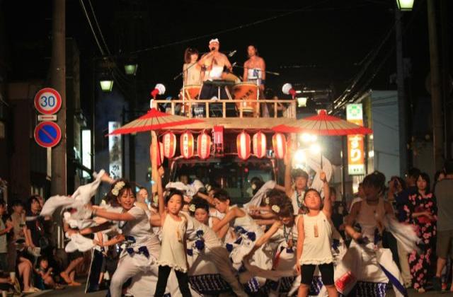 しょうない氣龍祭( 夏宵祭りリニューアル)
