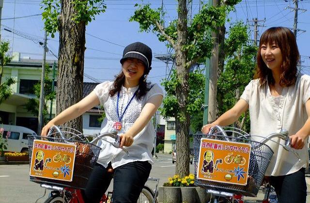 庄内町観光レンタサイクル