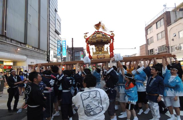 【開催協議中】神明神社祭礼