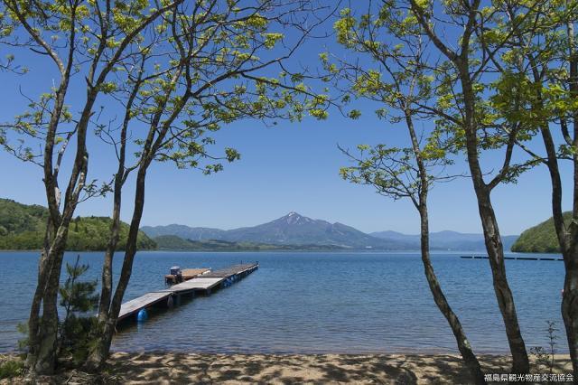 中田浜湖水浴場