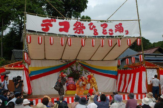 高柴デコ祭り