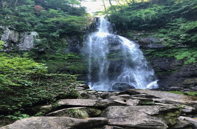 銚子ヶ滝ハイキングコース