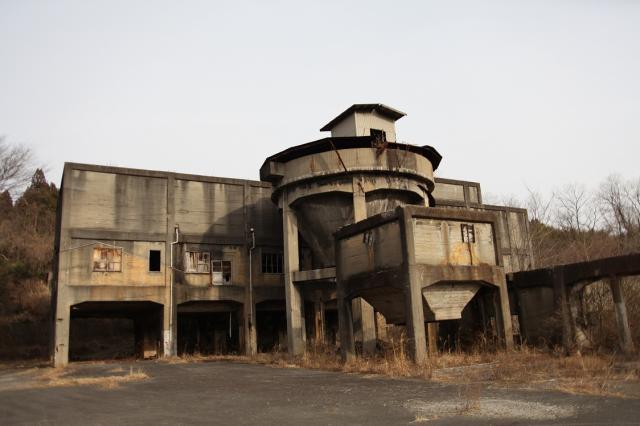 常磐炭田に残る近代化産業遺産巡り