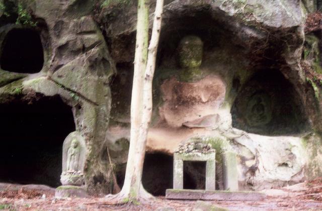 和田大仏及び横穴墓群