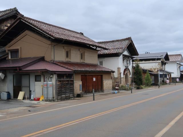 喜多方市小田付重要伝統的建造物群保存地区