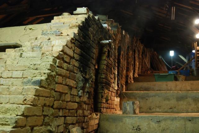 三津谷 登り窯