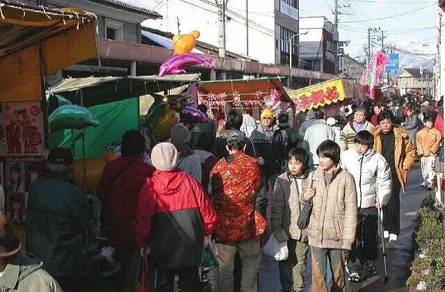 ふるさと喜多方蔵の市(小荒井初市)