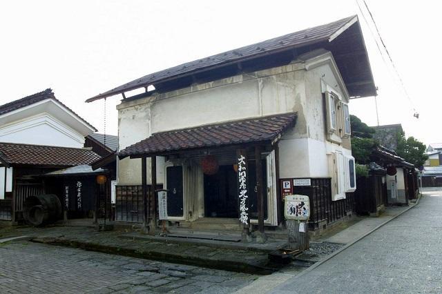 大和川酒蔵北方風土館