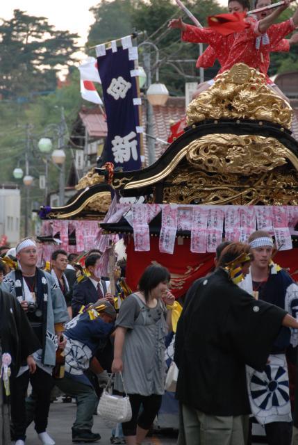小浜紋付祭