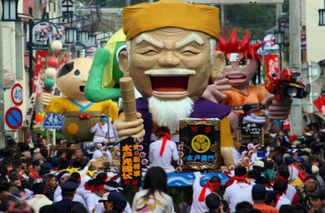 Riot floats of Harimichi★07326ba2210026907