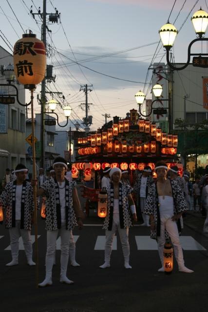【2021年開催中止】長岡天王祭