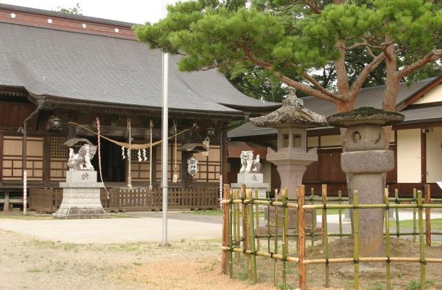 梁川天神社