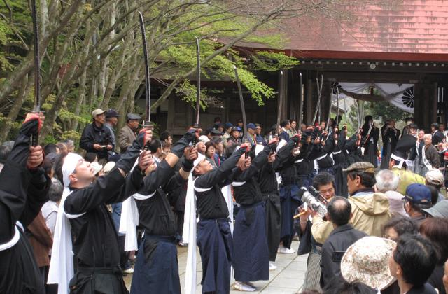 霊山神社例大祭