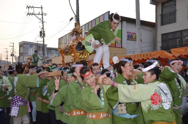 motomiya秋季節日