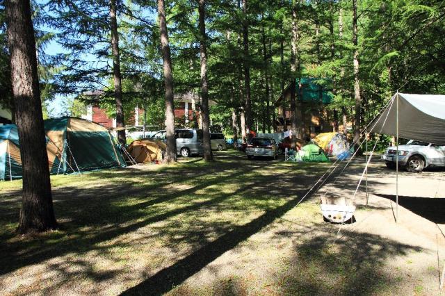 見通りオートキャンプ場