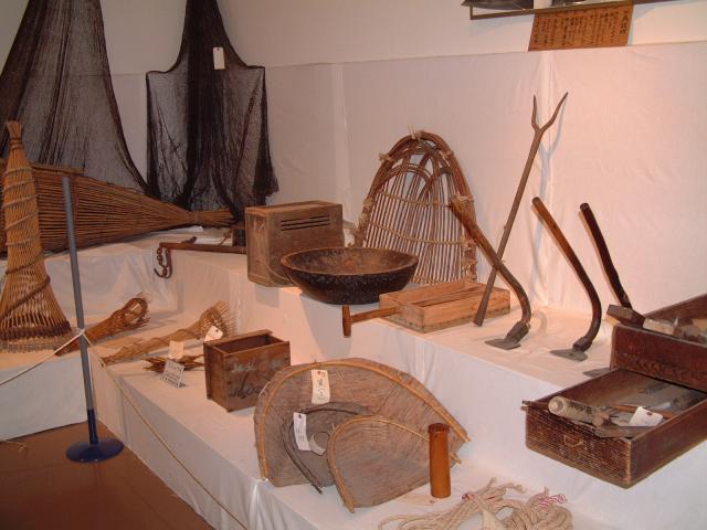 檜枝岐村歴史民俗資料館