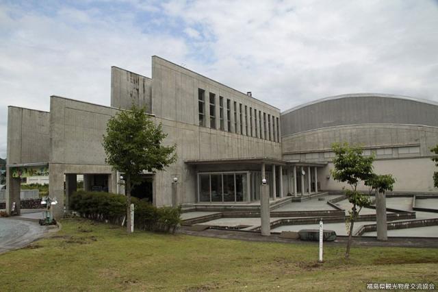 只見町ブナセンター(ただみ・ブナと川のミュージアム)