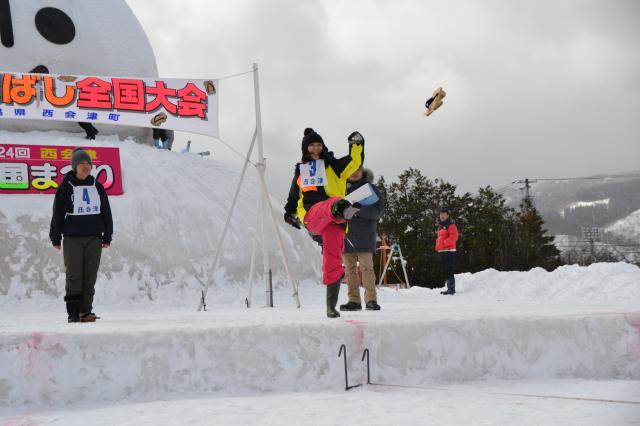 西会津雪国まつり