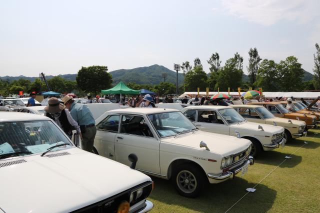 【2021年開催中止】西会津なつかしcarショー2021