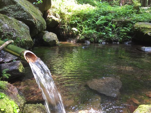 磐梯西山麓湧水群(代表龍ケ沢湧水)