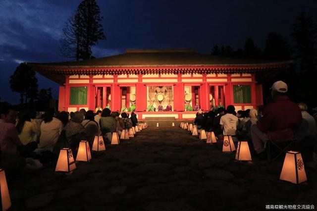 ともし火と仏教声楽の夕べ