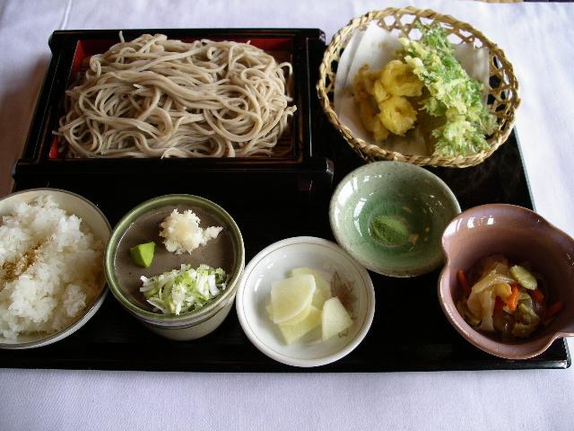 郷土食伝承館苧麻庵