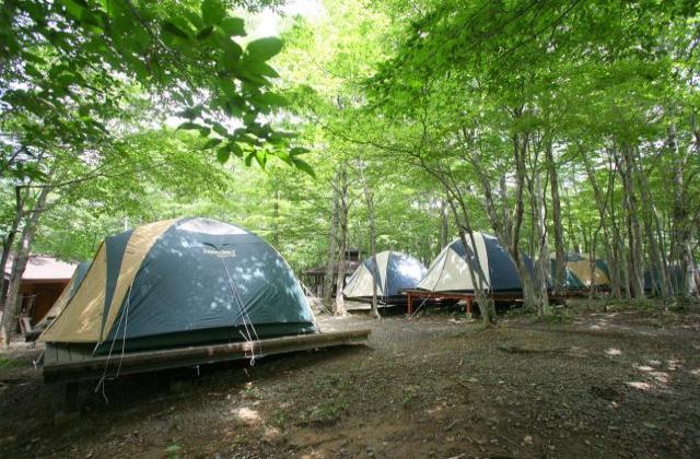 キョロロン村キャンプ場