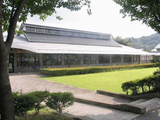 中山義秀記念文学館