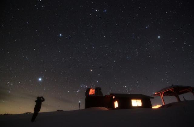 鹿角平天文台